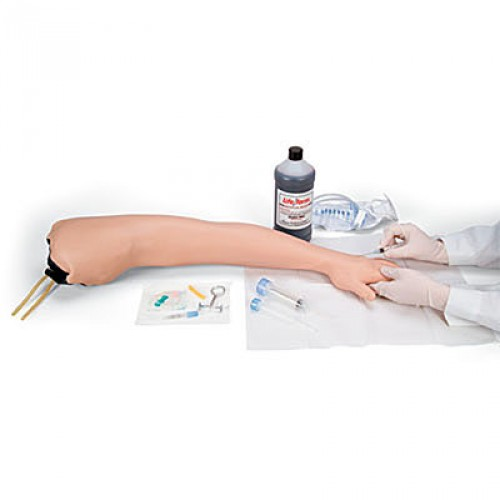 Life/form Adult Venipuncture and Injection Training Arm - Light