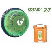 Cardiac Science G5 - Complete Package (ROTAID 24/7 Monitoring)