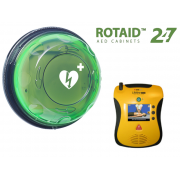 Defibtech Lifeline VIEW - Complete Package (ROTAID 24/7 Monitoring)