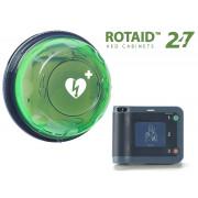 Philips HeartStart FRx Defibrillator (ROTAID 24/7 Monitored)