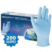 Nitrile Gloves Earth