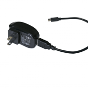 AC Adaptor with Micro USB Cable for Guardian Angel Devices