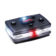 Elite Series White/White Wearable LED Safety Light