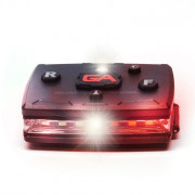 Elite Series White/Red  White/Red Wearable LED Safety Light