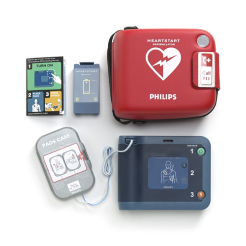 Philips HeartStart FRx Defibrillator - Ready Pack