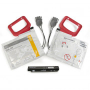 Physio-Control LIFEPAK CR® Plus/EXPRESS CHARGE-PAK™ w/2 sets electrode pads