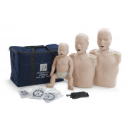 Prestan Professional CPR-AED Training Manikin (with CPR Monitor) Collection (Medium Skin)