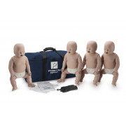 Prestan Professional Infant CPR-AED Training Manikin (With CPR Monitor) 4-Pack