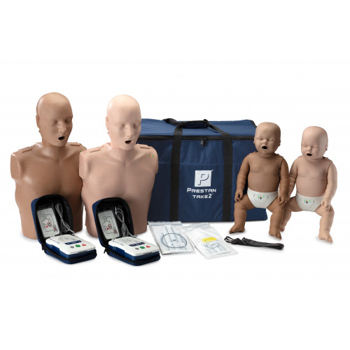Prestan TAKE2 Manikin and Training Unit Pack