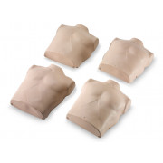 Torso Skin Replacements for Prestan Adult Manikin (4-pack)