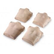 Torso Skin Replacements for Prestan Adult Manikin (4-pack)