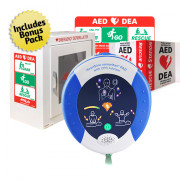 HeartSine Samaritan 500P - Complete Package