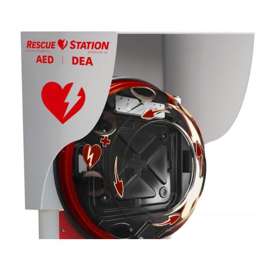 RescueStation™ Sunshade for Totem