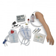 Life/form Advanced Venipuncture and Injection Arm with IV Arm Circulation Pump - Light Arm