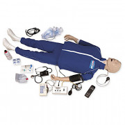 Life/form Adult CRiSis Auscultation Manikin with ECG Simulator
