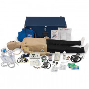 Deluxe CRiSis  Auscultation Manikin With Advanced Airway Management