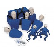 CPR Prompt, Training Kit, w/2 Infant & 5 Adult/Child Manikins