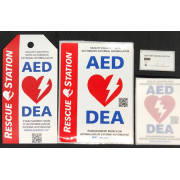 AED Sticker Pack