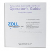 ZOLL AED Plus Operator's Guide Poster