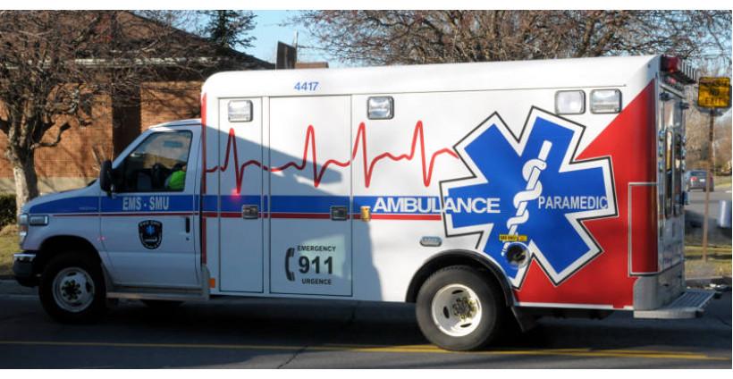 Off duty Cornwall-SDG paramedic helps save man's life