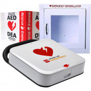 Physio-Control LIFEPAK CR2 Bilingual WiFi - Complete Package