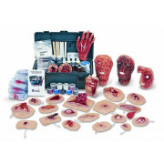 Simulaids Xtreme Trauma Deluxe Moulage Kit