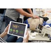 CPR Metrix Control Box and iPad®