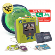ZOLL AED 3 Complete Package (ROTAID 24/7 Monitored)