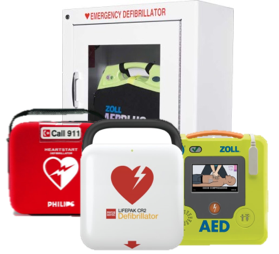 AED Units for Lease